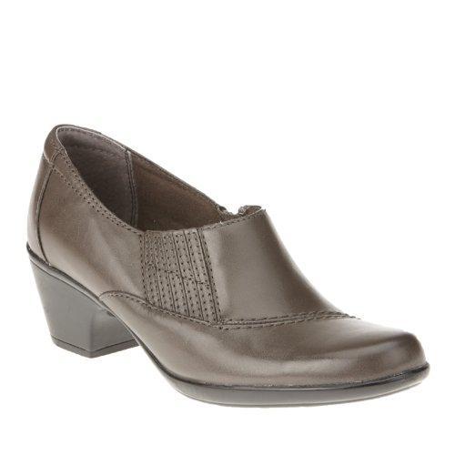 Clarks Womens Ingalls Congo Slip-On - 6 M - Grey FkM093