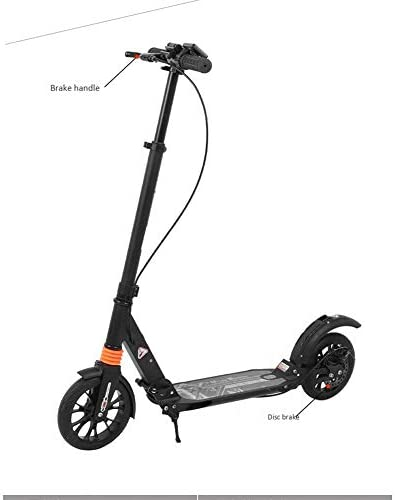 電動スクーター,折り畳み電動アシスト自転車 10インチ, 35km / h速度および85kg負荷,電動スクータースケートボードのリチウム電池ビッグタイヤオートバイの男性と女性のバッテリーカーバッテリー