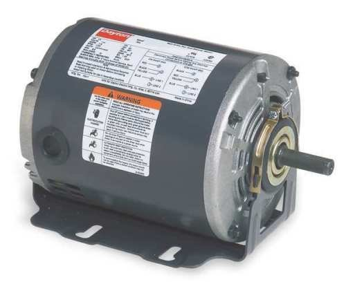 Dayton 6K778 Motor, 1/3 hp, Split PH, 1725 rpm, 115 V - Replacement Blower Motors