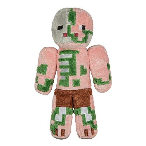 "Minecraft 12"" Zombie Pigman Plush Stuffed Animal"