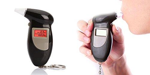 Excellent Alcohol Tester Digital Alcohol Breathalizer With Audible Alert