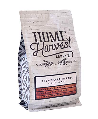 Home Harvest Coffee Breakfast Blend, 16 Ounce by Home Harvest