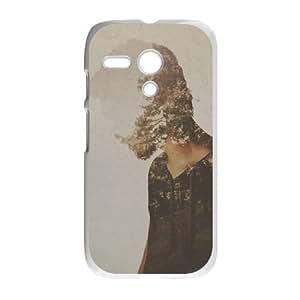 Motorola G Cell Phone Case White Escape YW5026205
