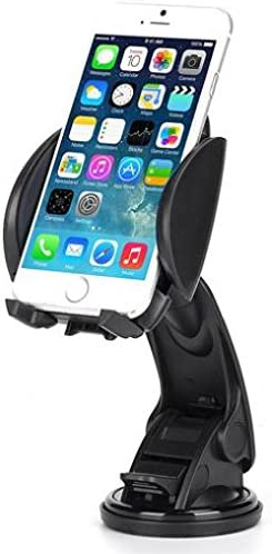 Compatible with DuraForce Pro 2 Car Mount Holder Dash Windshield Cradle Stand Window Glass Swivel Dock Strong Suction Works with Kyocera DuraForce Pro 2
