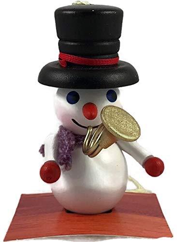 Steinbach Ornament Trumpet Snowman
