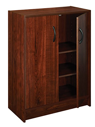 closetmaid-1307-stackable-2-door-organizer-dark-cherry
