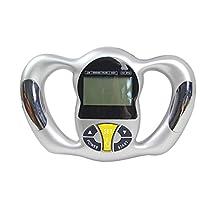 Denshine Portable Handheld Body Fat Mass Analyzer BMI Health Monitor Health Detector Fitness Kit