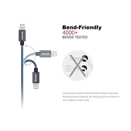 cable for iphone becaso 3ft  1m iphone cord iphone