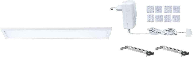 Paulmann 707.76 Leuchten Function Ace LED-Panel Basic Set 10x30cm 9,6W 230//24V 2