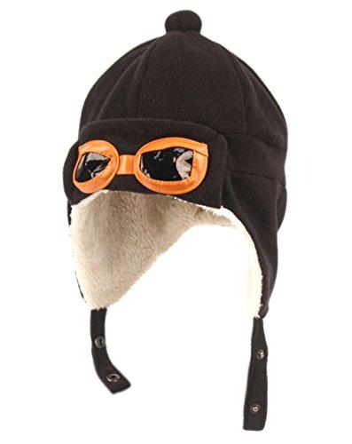 Aviator Cap Goggles - 5