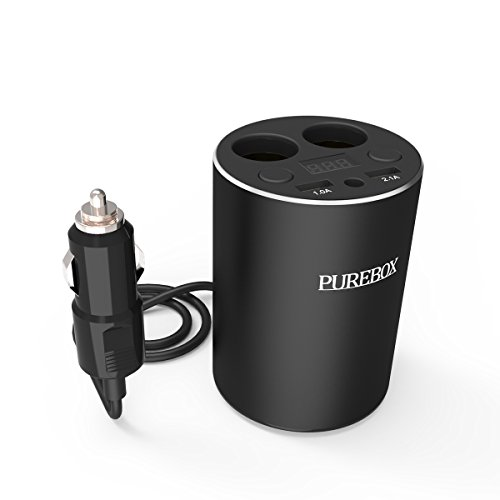 PUREBOX Function 2 Socket Cigarette Splitter