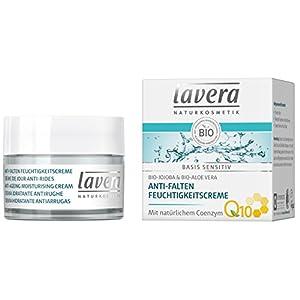 Lavera: Basis Sensitiv Anti-Falten Feuchtigkeitscreme Q10 (50 ml)