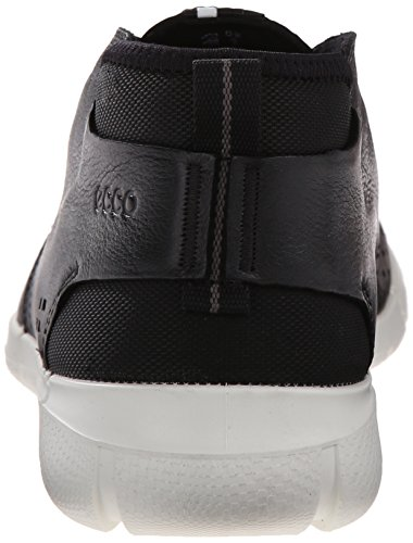 Ecco Heren Intrinsieke Chukka Fashion Sneaker Zwart