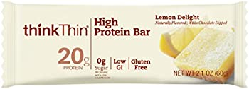 10-Count thinkThin High Protein Bars