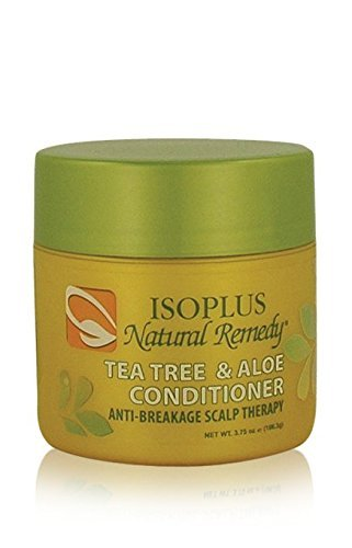Remedy Natural Isoplus - ISOPLUS Natural Remedy T-Tree & Aloe Conditioner 3.75 oz