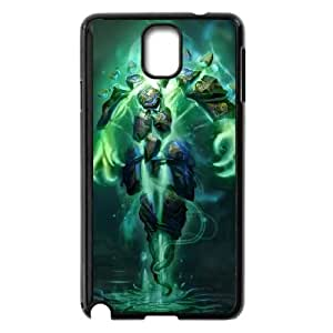 Samsung Galaxy Note 3 Cell Phone Case Black League of Legends Runeborn Xerath Ejhmg