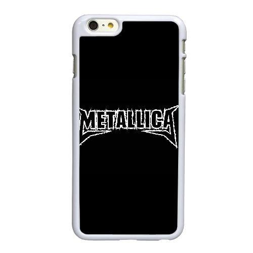 C3C16 metallica N1B3KQ coque iPhone 6 4.7 pouces cas de téléphone portable couverture de coque blanche KL8XSR7NX