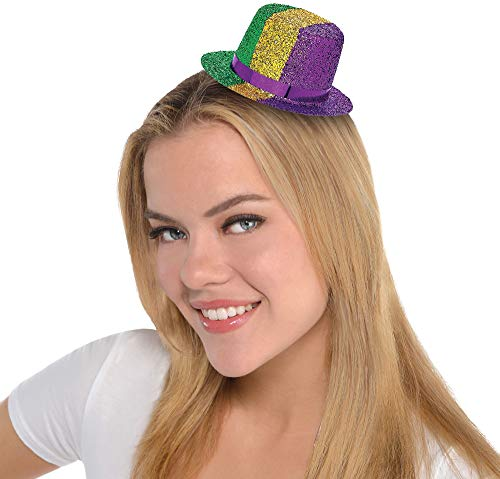 Amscan 259907 Top Hat, One Size, Multicolor