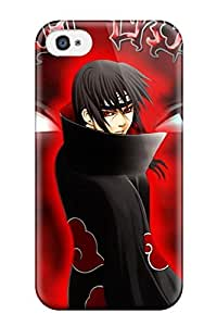 Top Quality Case Cover For Iphone 4/4s Case With Nice Narutos 8211 Naruto Appearance