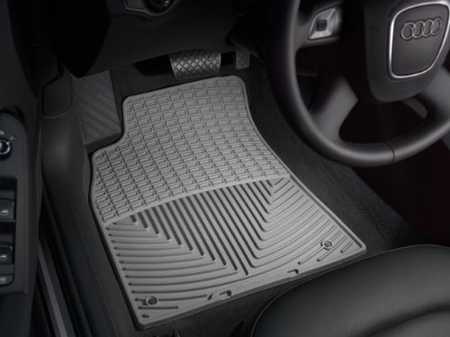 Universal All Weather Floor Mats (1970-2005 All Makes/Models) Grey