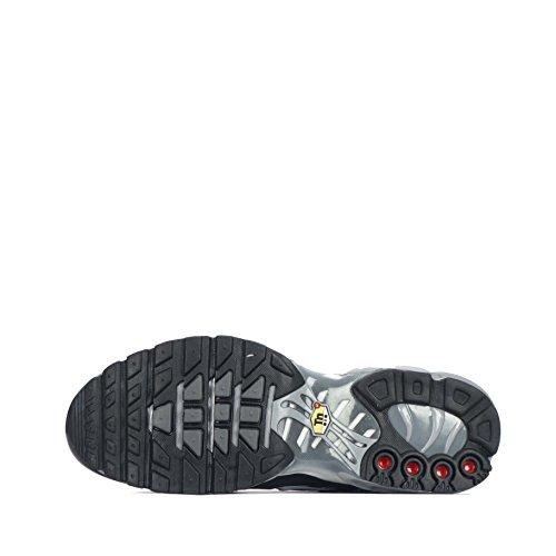 Nike, Uomo, Air Max Plus, Tessuto tecnico, Sneakers, Nero