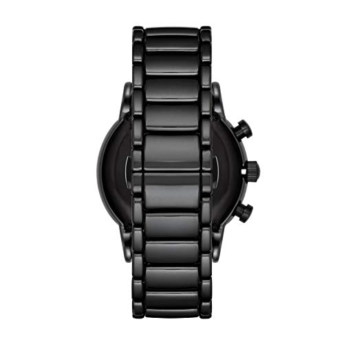 Emporio Armani Men's AR1509 Dress Black Quartz Watch