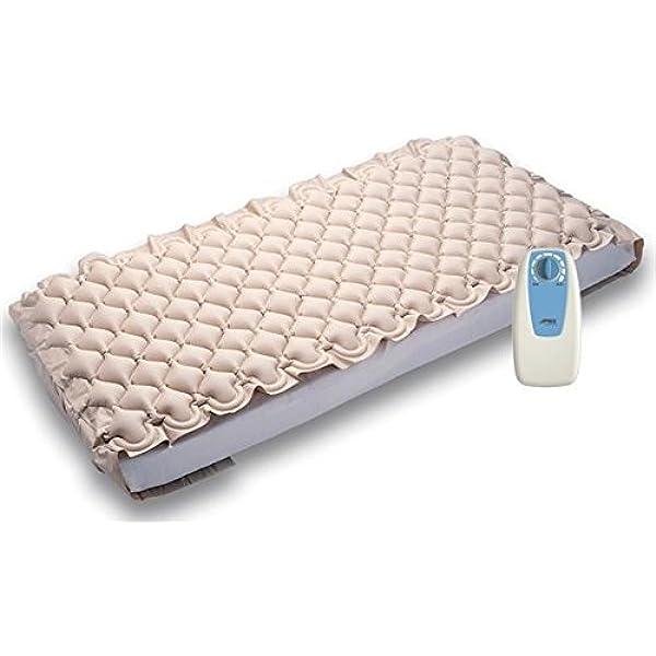 Colchón de aire antiescaras Domus 1: Amazon.es: Salud y cuidado ...