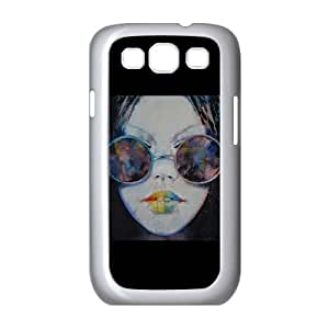 Samsung Galaxy S3 9300 Cell Phone Case White ASIA