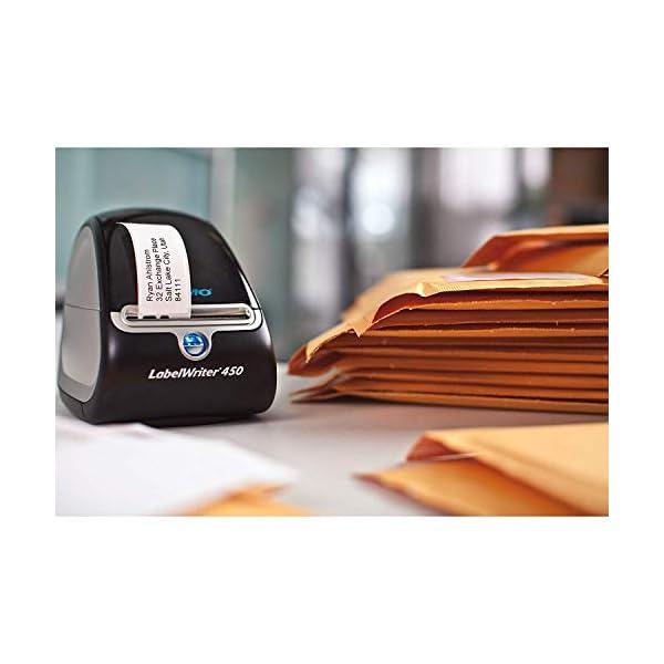 DYMO LabelWriter 450 Thermal Label Printer, Prints 51 LW Labels Per Minute