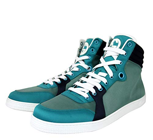 color Satin Fabric Sneaker 337451 3663 (10.5 G / 11 US) ()
