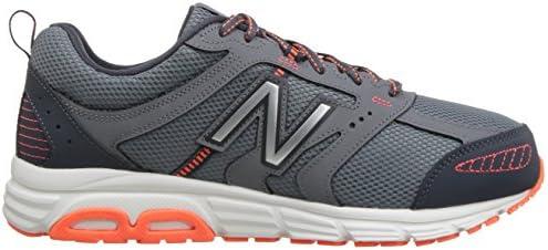 430v1 Running Shoe, Gunmetal/Dynomite