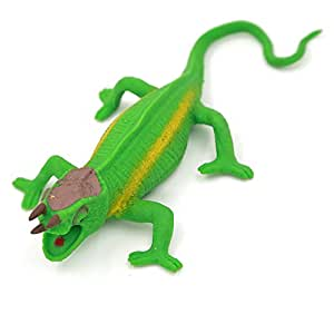 Lizards Toys Rubber Lizard Figures Realistic 9 Inch Toy