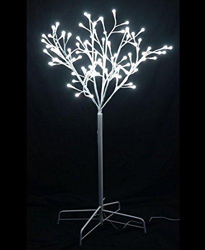 Deck Twig (Bortex LED Twig Trees - 6' White - white lights)