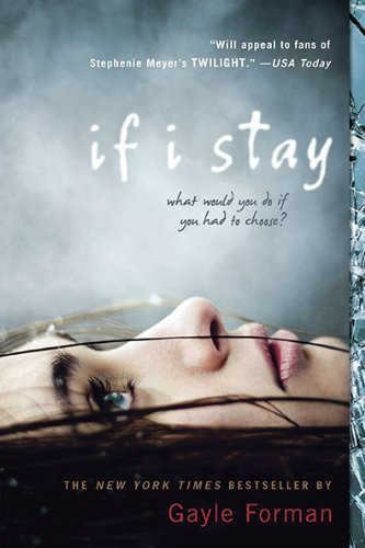 """If I Stay [Paperback]"" av Gayle Forman"