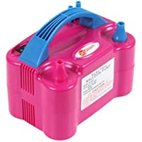 Double Hole AC Inflatable Electric Balloon Pump Air Balloon Pump Electric Balloon Inflator