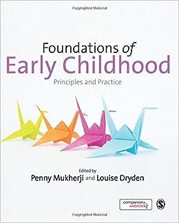 Foundations of Early Childhood  Amazon.co.uk  Penny Mukherji  Books 4b7cfa951e