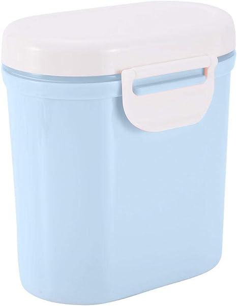 Caja de almacenamiento de leche en polvo Recipientes para leche en ...