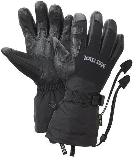 Marmot Men's Big Mountain Glove, Black, Small
