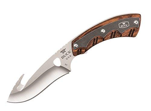 Buck 0537RWG-B Open Season Skinner Gut Hook Fixed Blade Knife