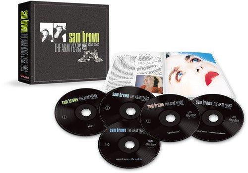 Sam Brown - A&m Years 1988-1990 - Zortam Music