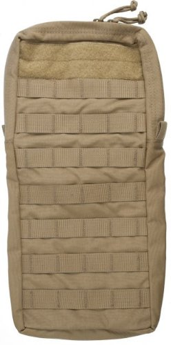 Tactical Assault Gear MOLLE Hydration 100oz Bladder Carrier, Large, Coyote 812140, Outdoor Stuffs