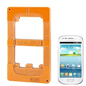 Precision Screen Refurbishment Mould Molds for Samsung Galaxy S III mini i8190 LCD and Touch Screen