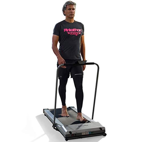 Lifelong SmartTrack LLTM18 (1.5 HP Peak) Ultra-Thin Folding Motorized Treadmill (Zero Installation Required) Price & Reviews
