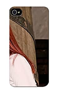 Durable Case For The Iphone 5/5s - Eco-friendly Retail Packaging(piper Fawn Ariel Adult Women Models Actress Females Girls Sexy Babes Redheads)