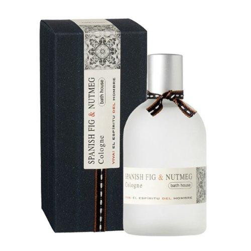 Spanish Fig & Nutmeg Cologne Spray By Bath House, 3.4 Oz ()
