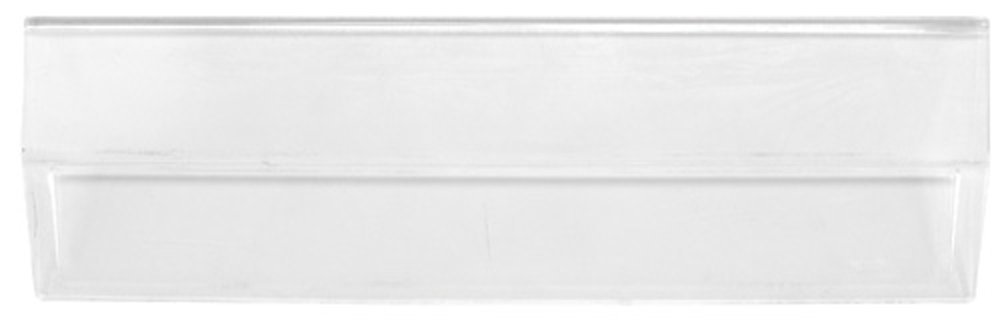 Quantum WUS245 Plastic Window for QUS245, Clear, Case of 6