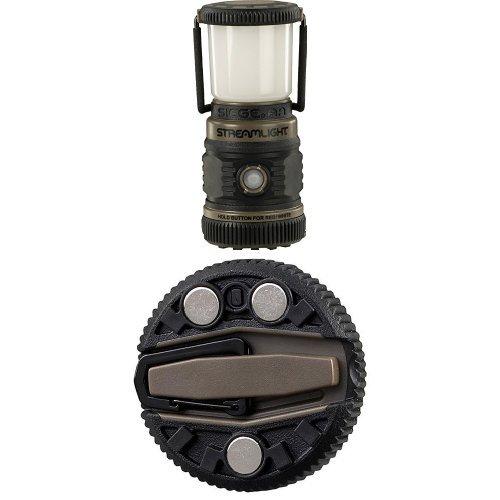 Streamlight Siege AA Lantern and Magnetic Base Flashlight, Coyote