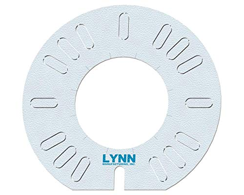 Lynn Manufacturing Replacement Burner Mounting Gasket, Universal & Beckett 4''