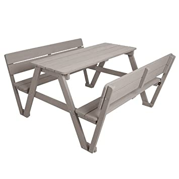 Roba Kinder Outdoor Sitzgruppe Picknick For 4 Sitzgarnitur Mit 2
