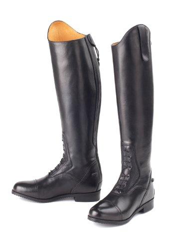 Ovation Women's Flex Field Boot Black US